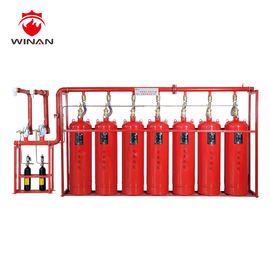 China Hfc227ea Fire Suppression Fire Fighting Equipment For Precision Instrument Place supplier