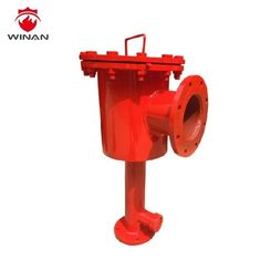 China Fire Department Equipment , Low Expansion  Foam Chamber For Fire Fighting supplier